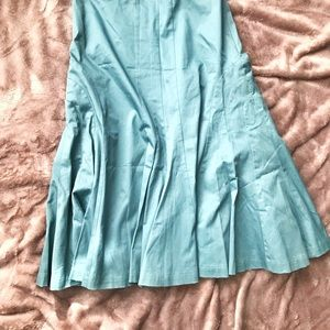 Anthropologie Skirts - Gorgeous Teal Anthropologie flare skirt